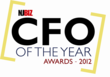 NJBiz CFO of the Year 2012 Logo