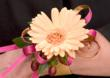 Create your own beautiful corsages with help from the Flower Lover's Club