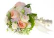 Create your own beautiful bridal bouquet with help from the Flower Lover's Club
