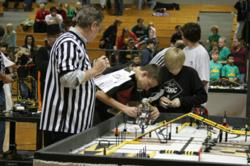 RoboDawgs Lego League