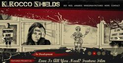 los angeles web design, award winning website