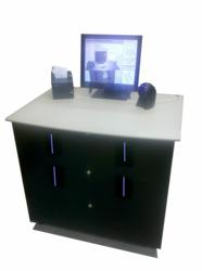 allCIRC-Cube Provides a Complete Self-Check System and a Secured Media Dispensing Capability All-In-One