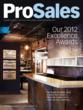 PROSALES Magazine Unveils 2012 Excellence Award Winners