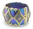 Purple Titanium Bracelet, by Kara Ross
