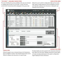 Enghouse Interactive Contact Center: Enterprise iAgent