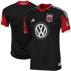 790829e5a D.C. United Authentic Jersey. The Soccer Post is obviously run ...