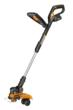 WORX 20V 2.0 GT Trimmer-Edger-Mini-mower is fully-featured.