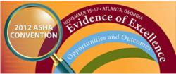 Autism Education Company Presents at ASHA 2012 Convention