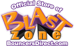 Blast Zone is offering special holiday savings on fun, safe and quality assured inflatable bouncers.