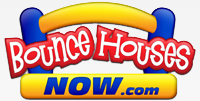 Residential and commercial customers can now purchase a Happy Jump bounce house from BounceHousesNow.com.
