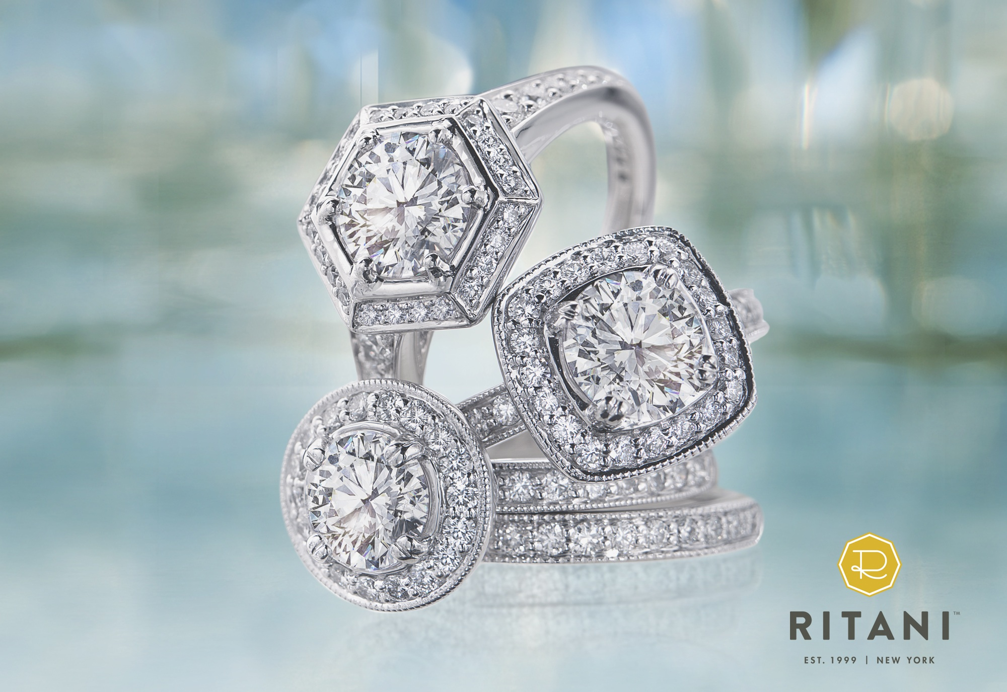 Vintage Ritani Engagement Ringsvintage Ritani Engagement Rings Adding A  Milgrain Finish Can Turn Even A Traditional Or Modern Setting Into A Ring  That