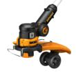 New WORX 2.0 trimmer is also a mini-mower