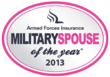 Armed Forces Insurance 2013 Military Spouse of the Year Awards presented by Military Spouse magazine
