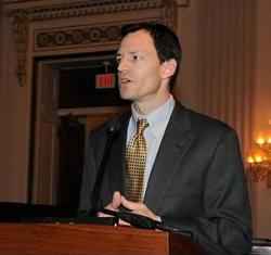 Evan Hirsche, President of Wild Eyed Creative Services, LLC