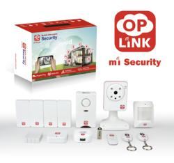 Plug-n-Play Home Security