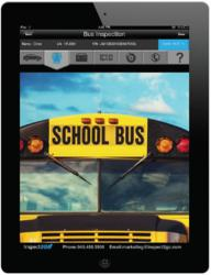 School Vehicle Inspection App