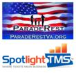 SpotlightTMS Partners with ParadeRest, a Central Virginia Non-Profit...
