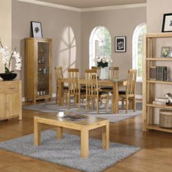 S2U Design's New Super-Modern Ludlow Oak Furniture Collection