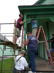 Adventures in Preservation projects saves vacant historic houses for affordable housing