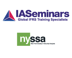 IASeminars and NYSSA logos