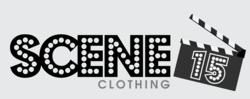 Scene 15 Movie and TV inspired T-Shirts Logo