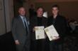 2012 Award of Merit for Design (Built) for Tifereth Israel Synagogue with Tim West (ASLA), Brad Hartman (Substance) and Seth Gray (Confluence)