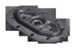 Oval Membrane Plate