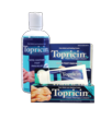 Topricin Foot Therapy Cream soothes tired, achy feet while moisturizing and nourishing skin