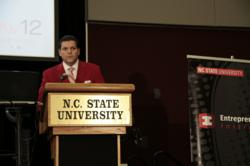 Andy Albright Speaking at NC State
