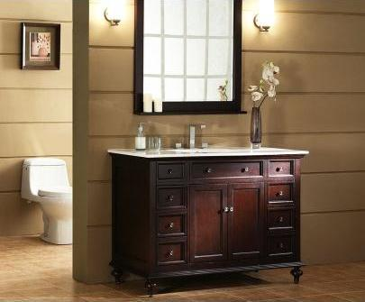 A Buyer's Guide to Transitional Bathroom Vanities for a ...