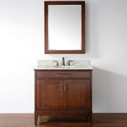 Madison Transitional Bathroom Vanity From Avanity