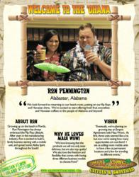 Maui Wowi welcomes the Pennington's as their newest Franchisees