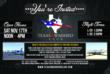 The Texas War Bird Club in Burleson, Texas Will Be Having an Open...