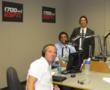 Big Block Realty Team in studio for their ESPN Radio Show