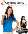 Complete Auto Loans Announces 100% Approvals For Bad Credit Auto Loans...