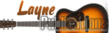No Cost Download of New Set of Bluegrass Tabs Now Offered by Layne...