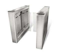 UL 2593 Listed optical turnstile for lobby security