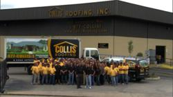 Collis Roofing 2012 Residential Roofing Contractor of the Year