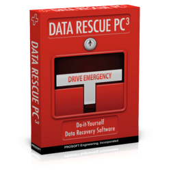 Data Rescue PC3 Computer Recovery Software