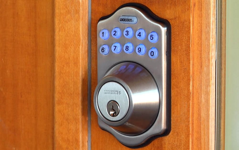 How To Change Code On Garage Door Keypad Change Code On