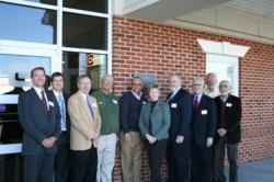 CommonWealth One Federal Credit Union Dedicated its Harrisonburg Regional Branch to John Blair, former President/CEO