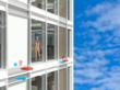 Architectural Applications hybrid air conditioning technology at work