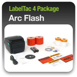 LabelTac 4 Arc Flash Package