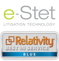 e-Stet is a kCura Best in Service Hosting Partner