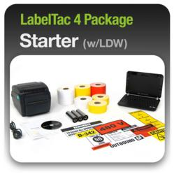 LabelTac 4 Starter Labeling Package