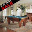 Holden Game Room and Billiard Collection - Avalon 8' Pool Table