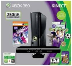 Xbox 360 Black Friday 2012