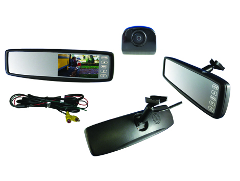 Rosco To Display New Backup Camera And Rearview Mirror