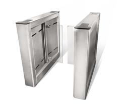 UL 2593 Listed optical turnstile for lobby security