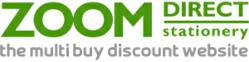 Logo of Zoom Direct Online Stationer